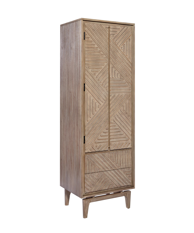 Coaster Vanowen Shoe Cabinet - Sandstone