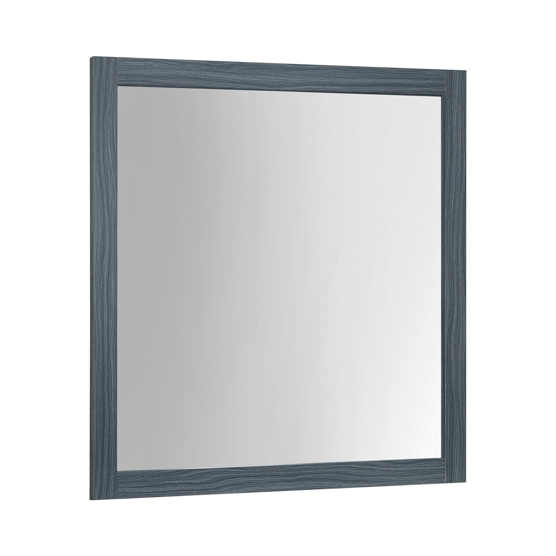 Coaster Julian Mirror - Dark Grey Oak
