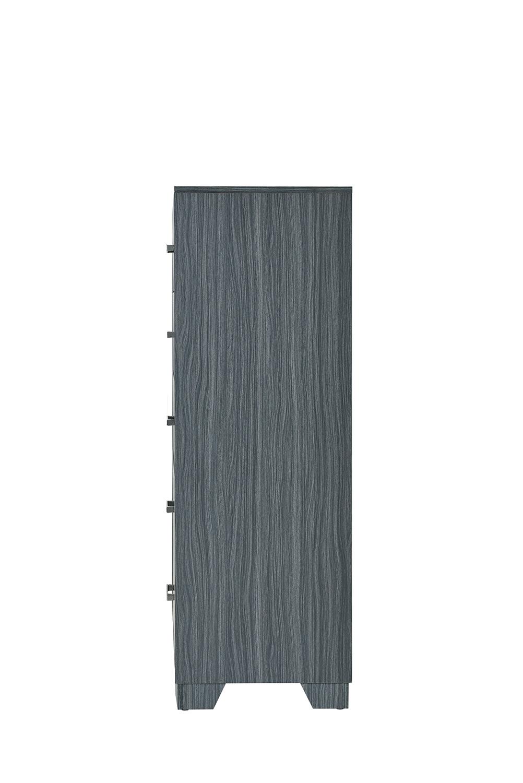 Coaster Julian Chest - Dark Grey Oak