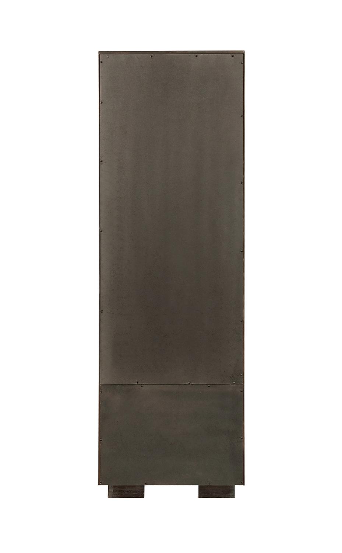 Coaster Durango Shoe Tower - Smoked Peppercorn