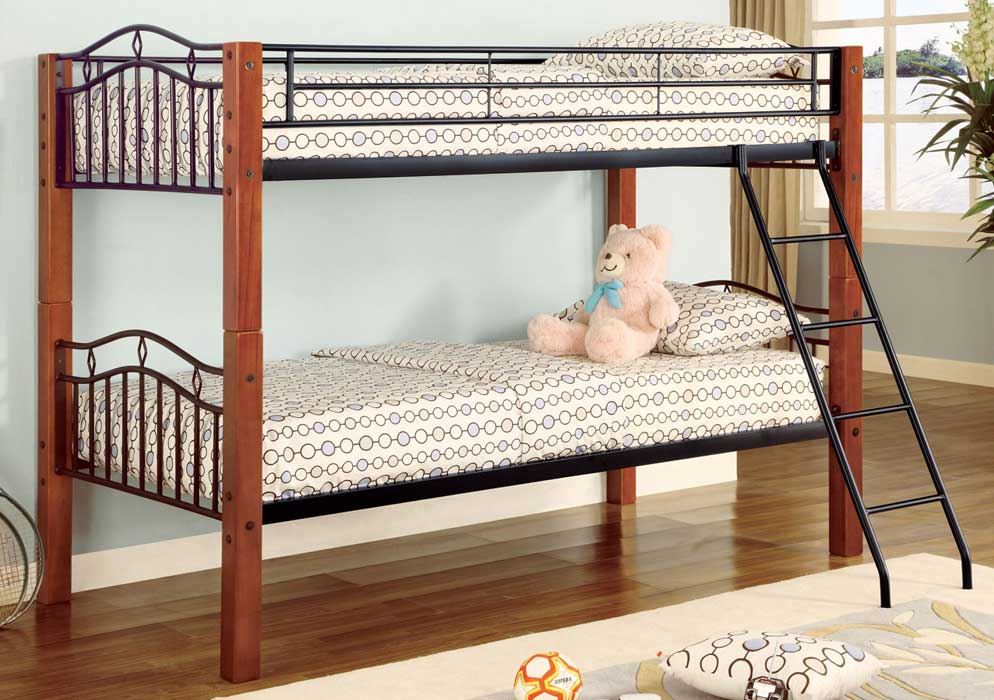 Coaster 2248 Bunk Bed 2248 At Homelement Com