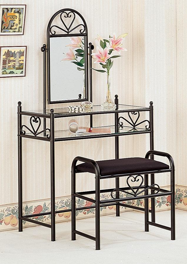 Coaster 2432 Vanity Set
