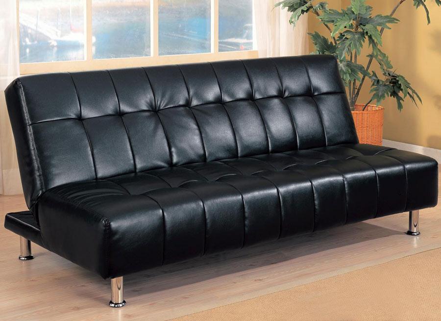 Coaster Futon Sofa at Homelement