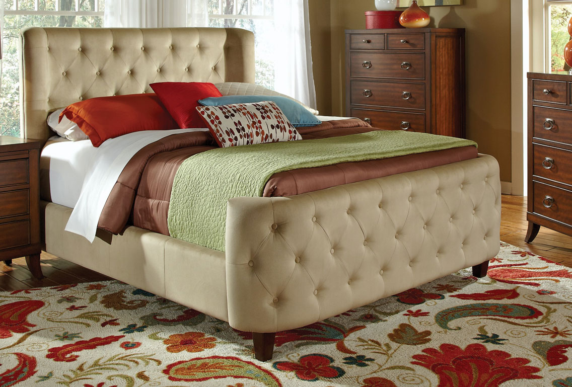 Coaster 300248 Upholstered Bed