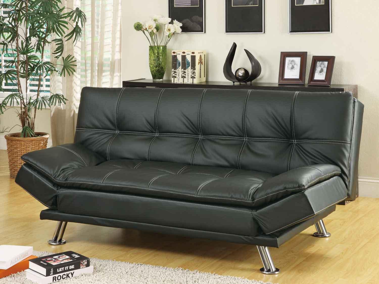 Coaster Sofa Bed Black at Homelement