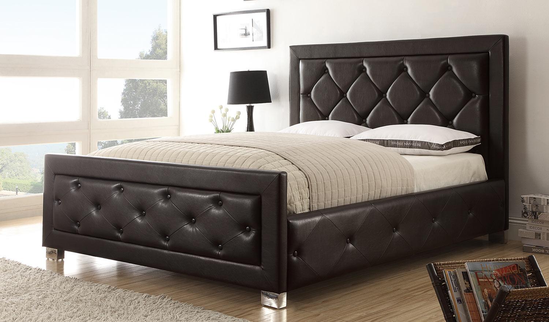 Coaster Kindell Bed - Dark Brown