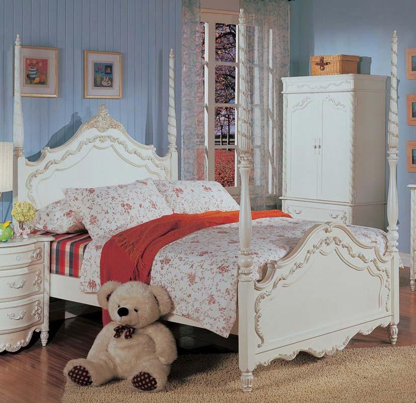coaster alexandria sleigh bedroom set alexandria bed set sleigh at. Black Bedroom Furniture Sets. Home Design Ideas