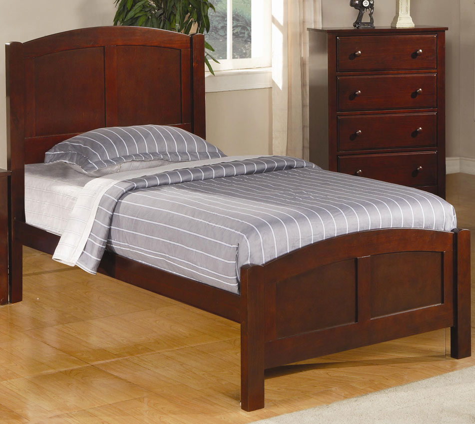 Coaster Parker Twin Panel Bed