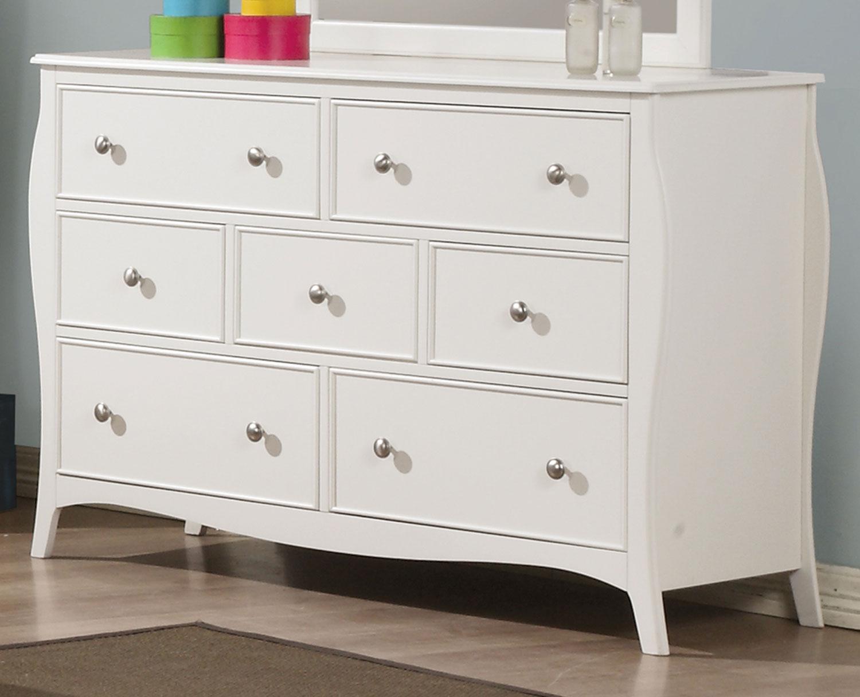 Coaster Dominique Dresser - White