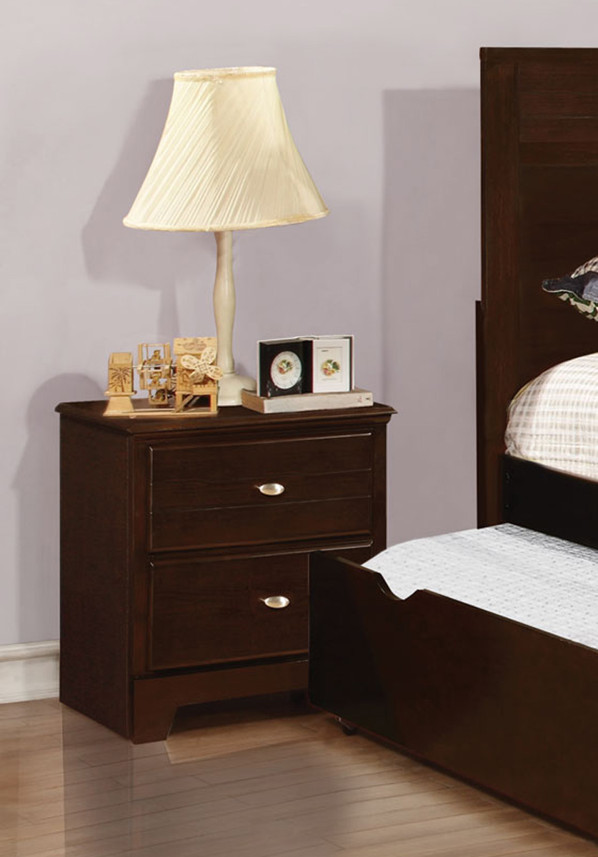 Coaster Ashton Night stand - Cappuccino