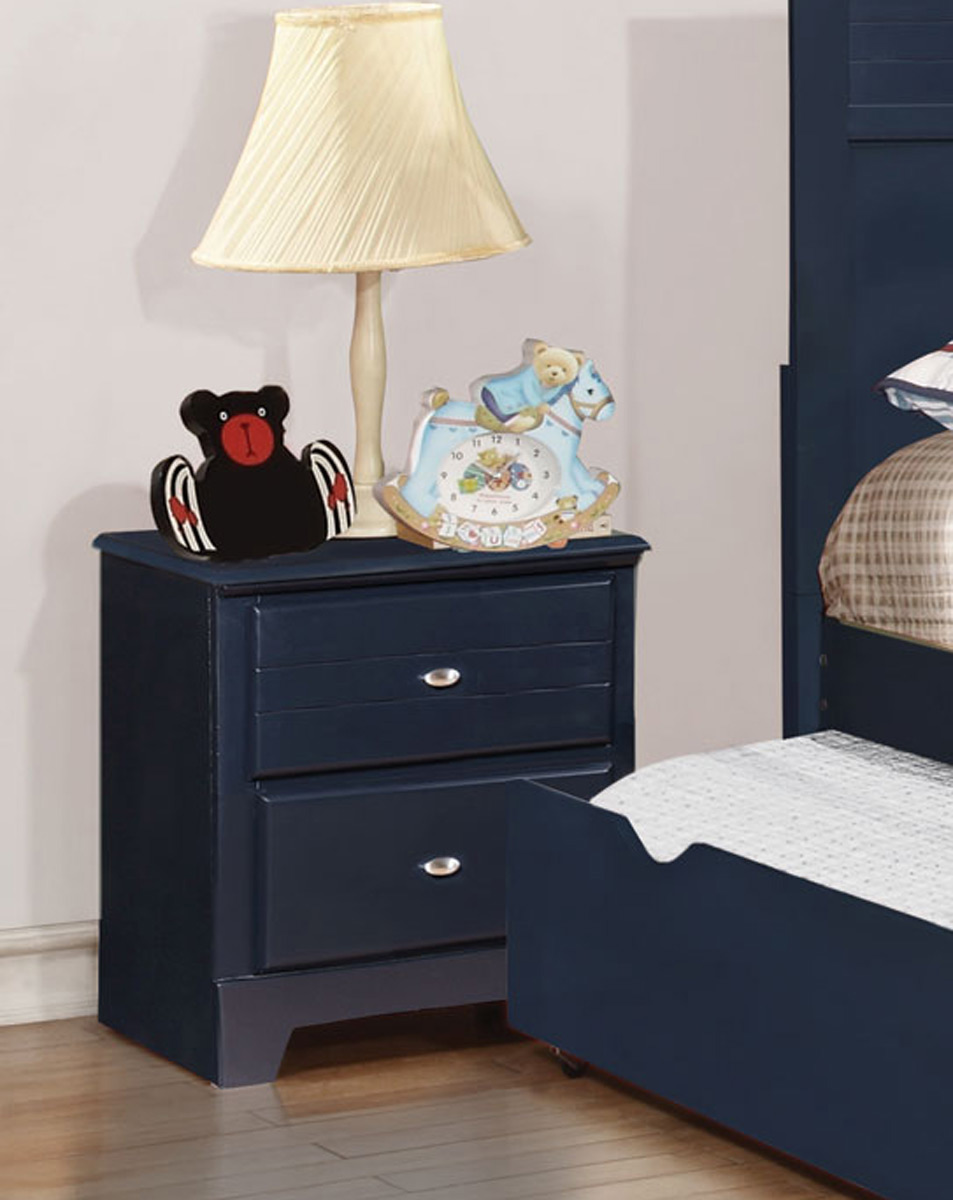 Coaster Ashton Night stand - Navy