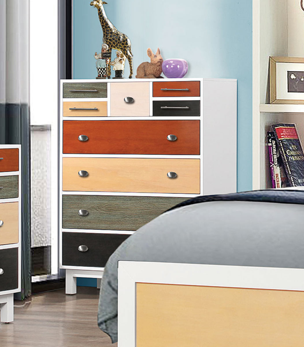 Coaster Lemoore Chest - Multi-color
