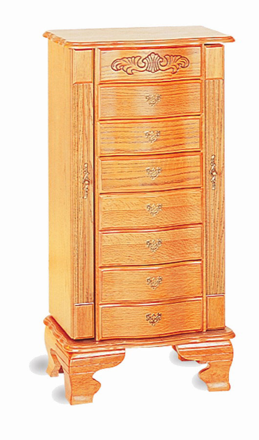 Coaster 4014 Jewelry Armoire 4014 at Homelementcom