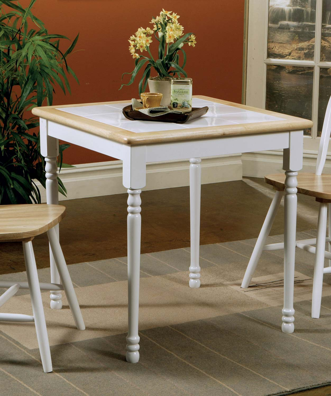 Coaster Damen Dining Table