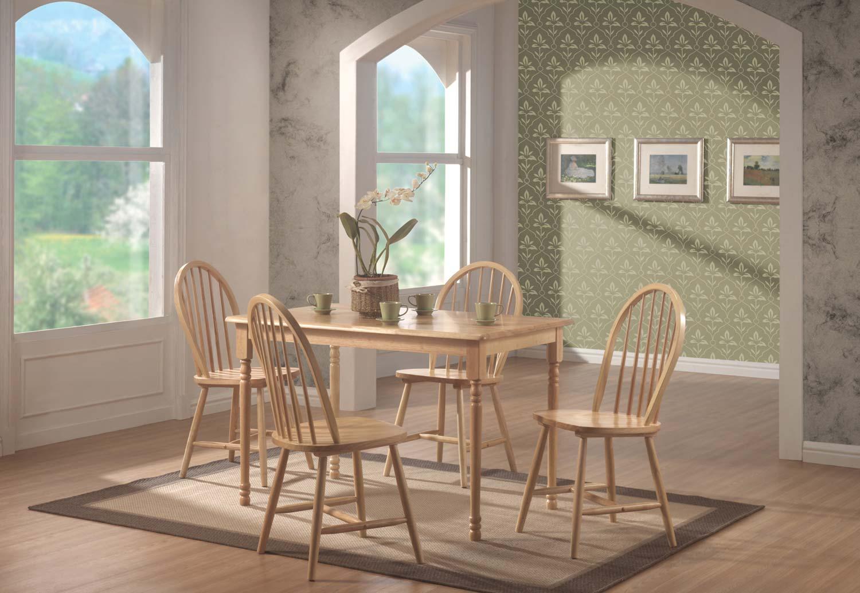 Coaster 4347 Dining Set