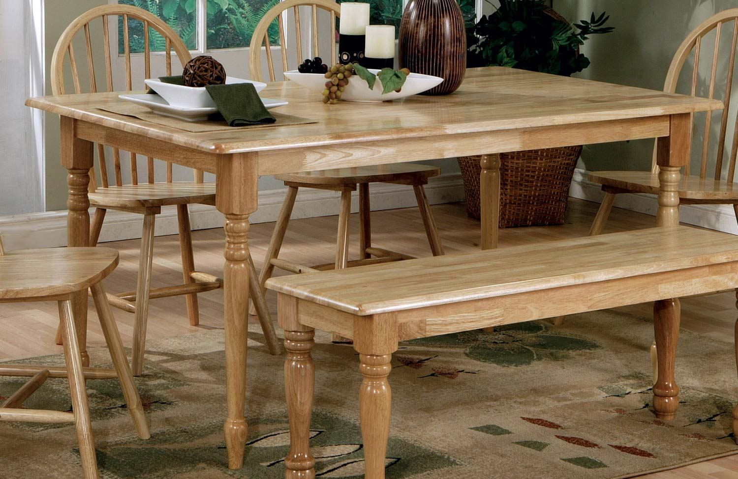 Coaster 4361 Dining Table 4361 At Homelement Com