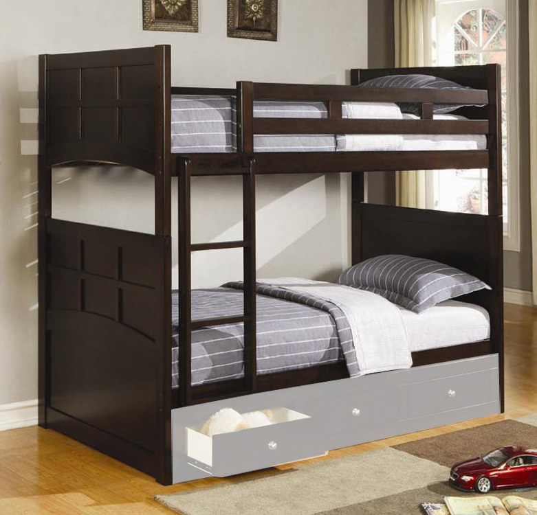 Coaster Jasper Bunk Bed