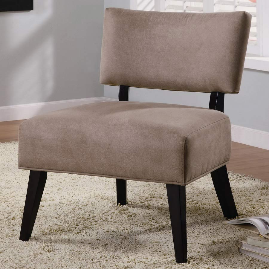 Coaster 460502 Accent Chair - Light Brown
