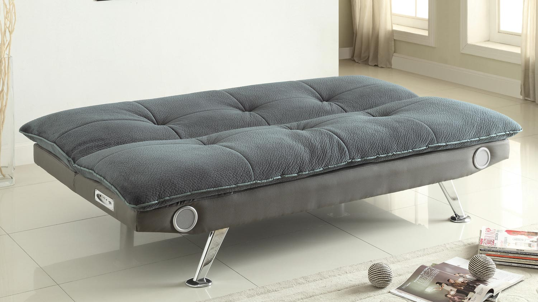 Coaster 500046 Sofa Bed - Grey