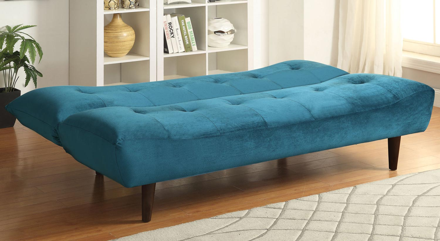 Coaster 500098 Sofa Bed - Teal