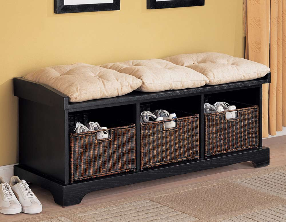 501064 Storage Bench - Coaster