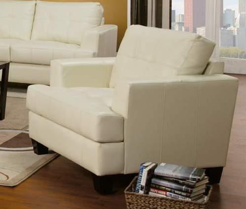 Coaster Samuel Chair - Cream