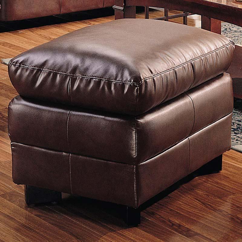 Coaster Harper Overstuffed Living Room Set Brown