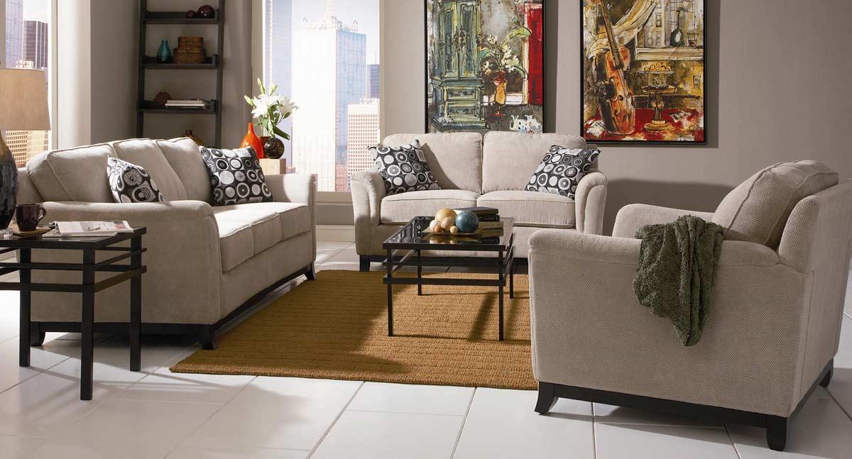 Coaster Carver Living Room Set Carver Set At