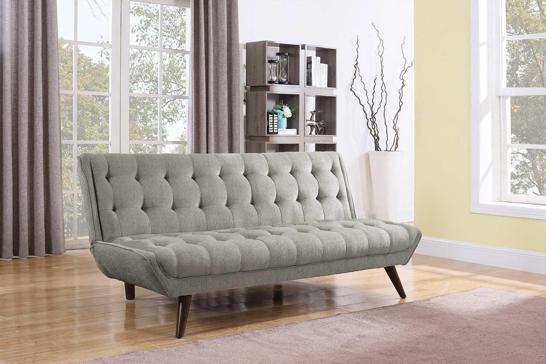 Coaster Natalia Sofa Bed - Dove Grey