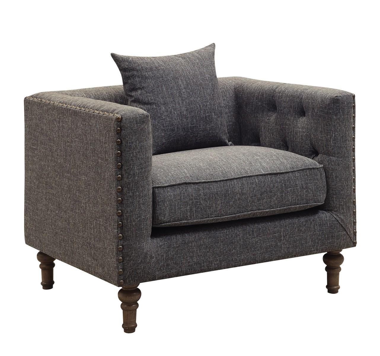 Coaster Ellery Chair - Grey