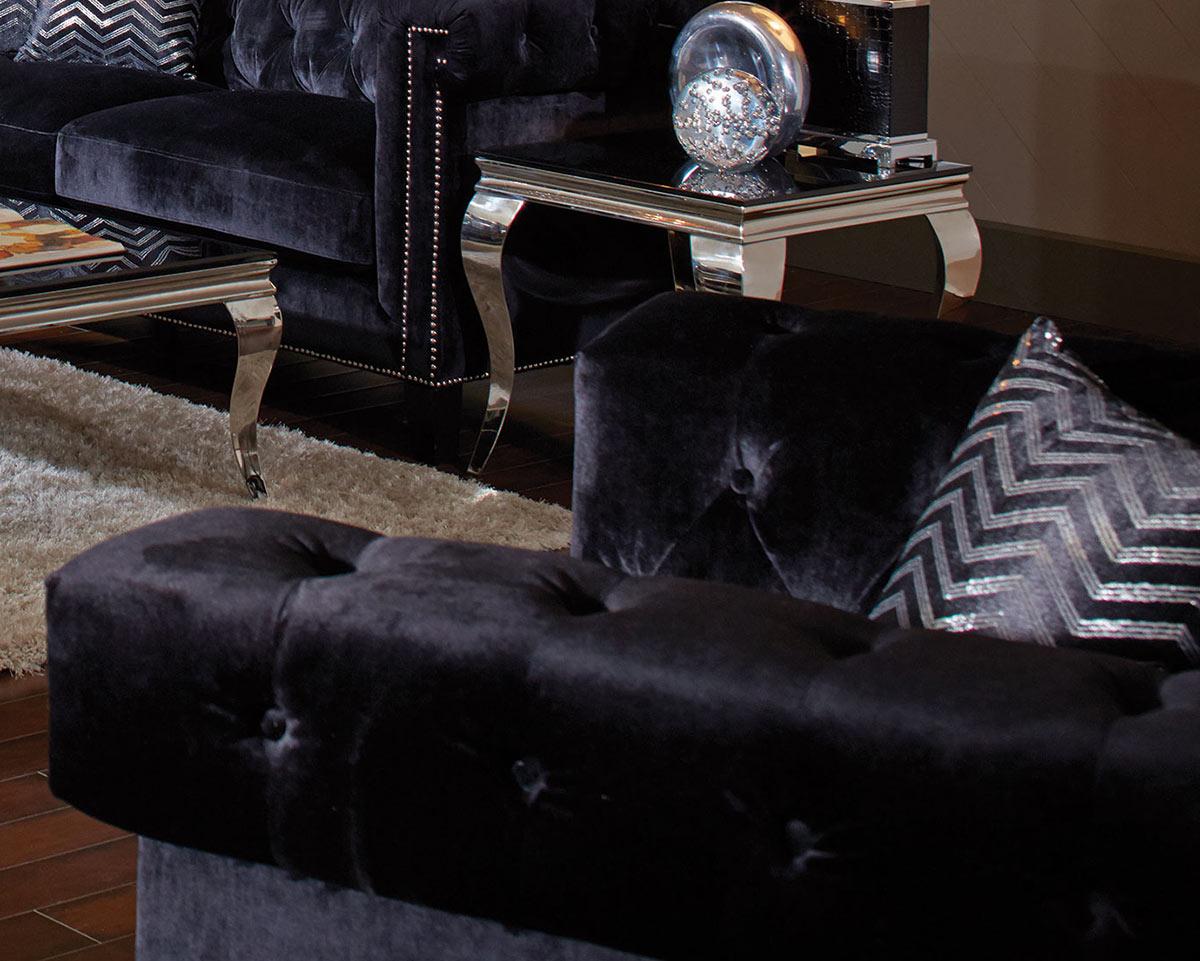 Coaster Reventlow Chair - Black