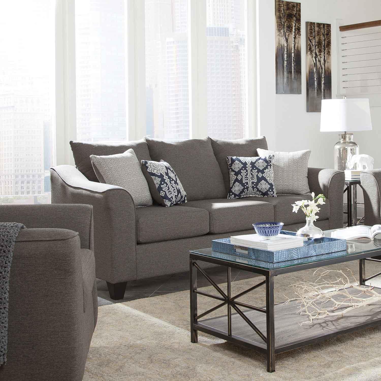 Coaster Salizar Sofa - Grey