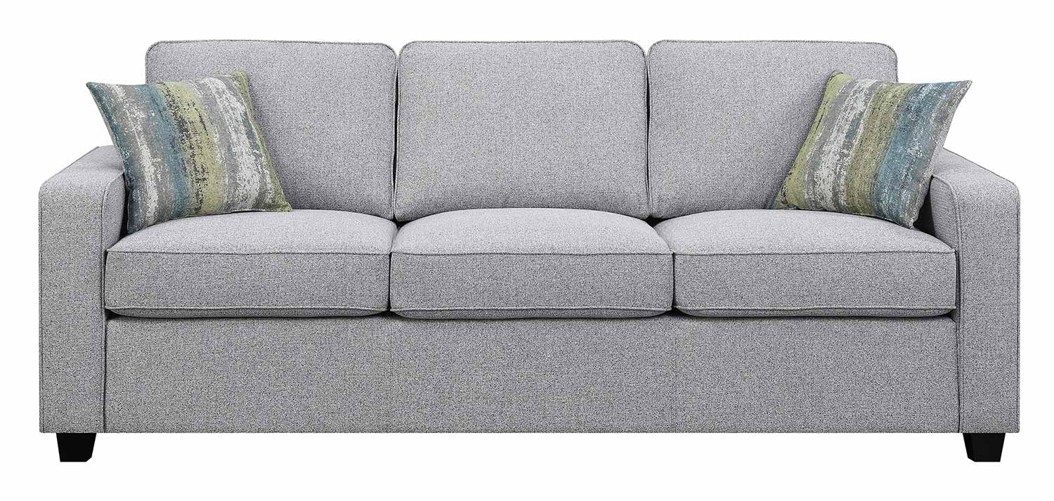 Coaster Brownswood Sofa - Light Grey
