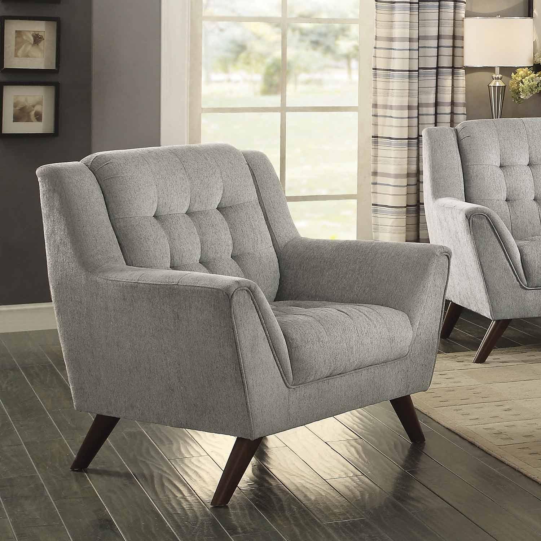 Coaster Baby Natalia Chair - Dove Grey