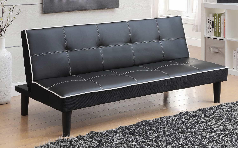 Coaster 550044 Sofa Bed - Black