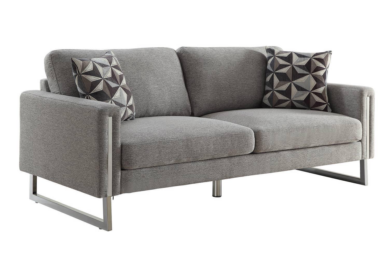 Coaster Stellan Sofa - Grey