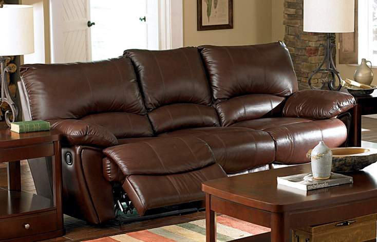 Coaster Clifford Double Reclining Sofa
