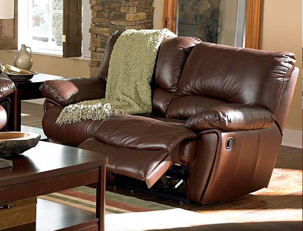 Coaster Clifford Double Reclining Love Seat