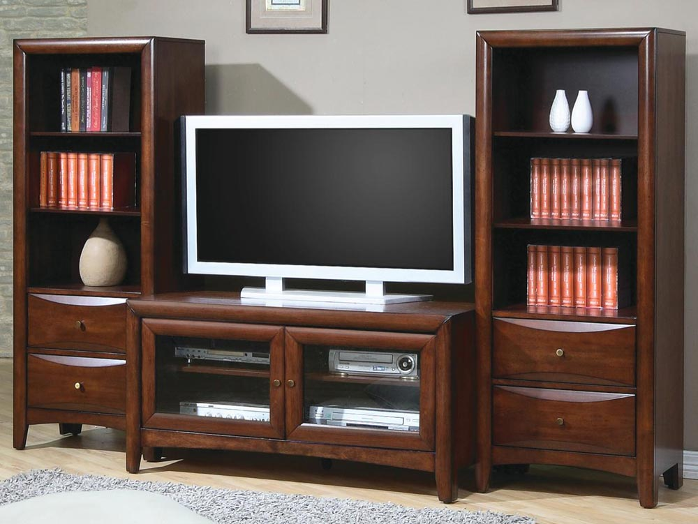 Led Tv Stand Designs Chennai : Coaster madison entertainment center b ent set at