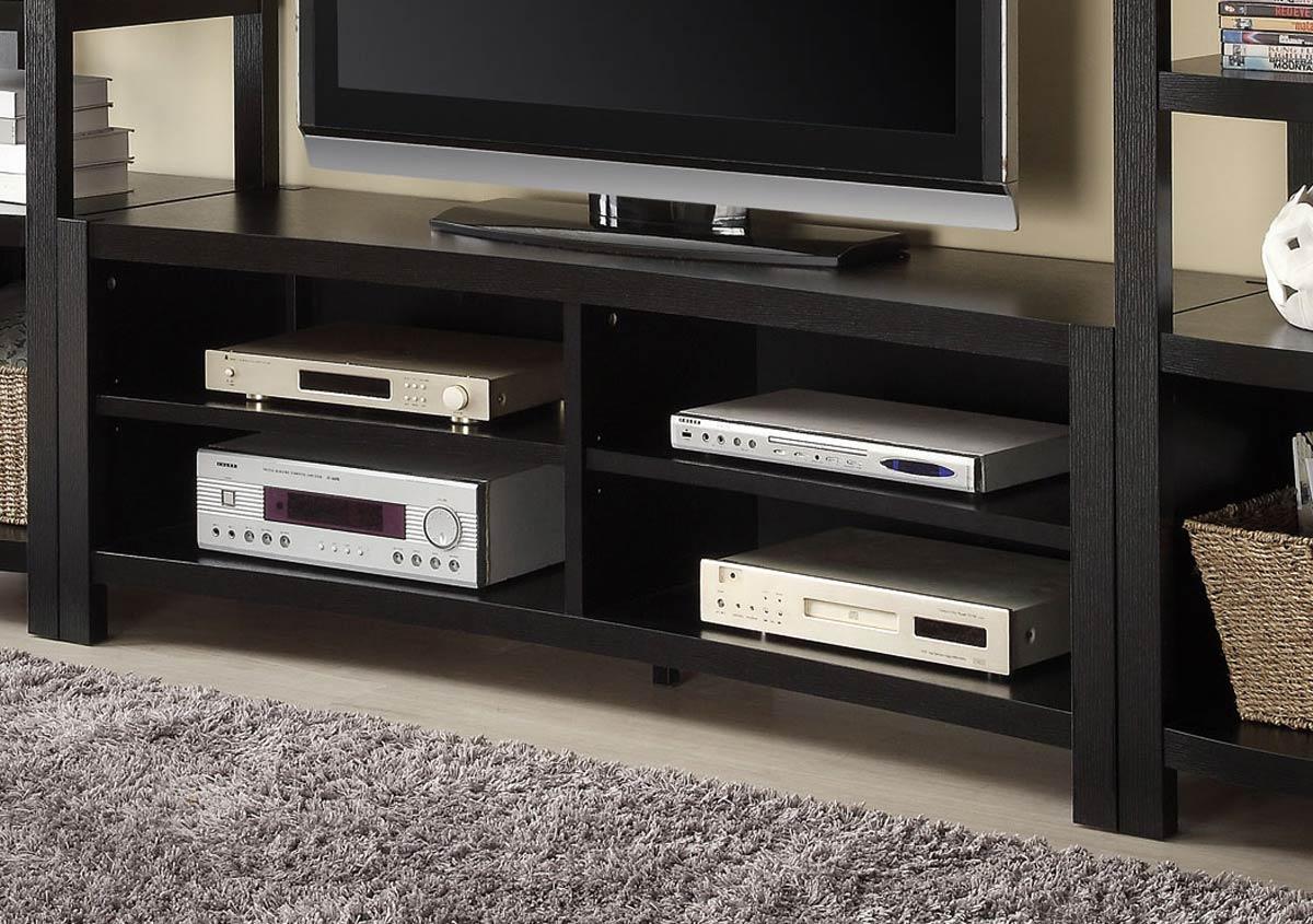 Coaster 700697 TV Console - Cappuccino