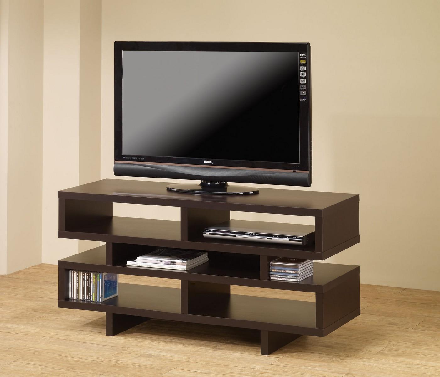 Coaster 700720 TV Console - Cappuccino
