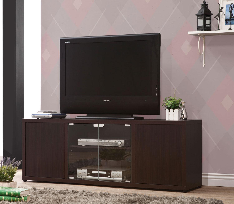 Coaster 700886 TV Console - Cappuccino