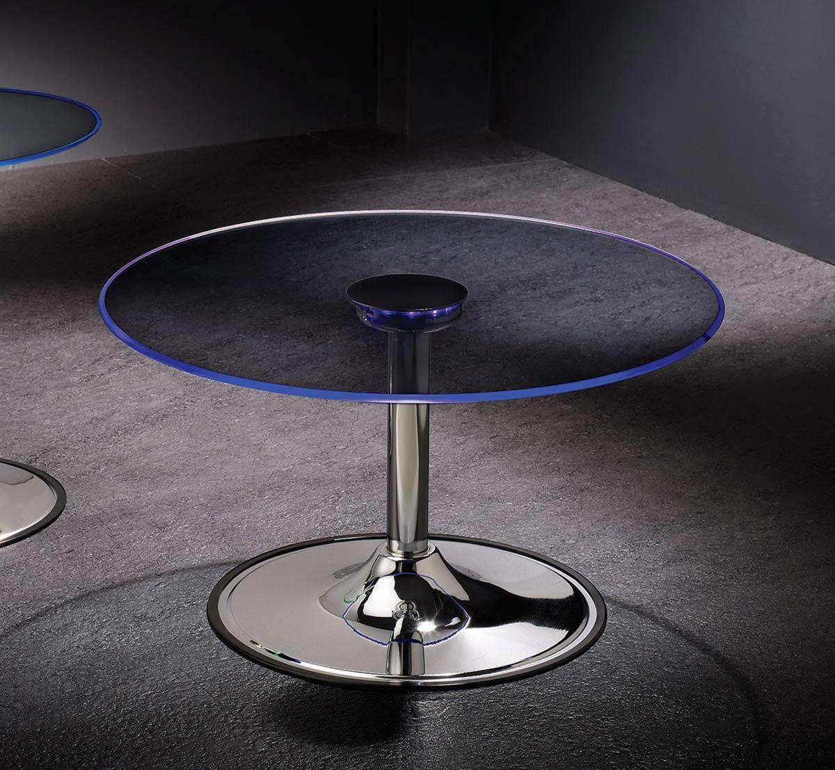 Led Coffee Table Set