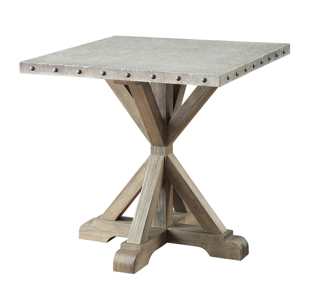 Driftwood End Table: Driftwood 703747 At Homelement.com