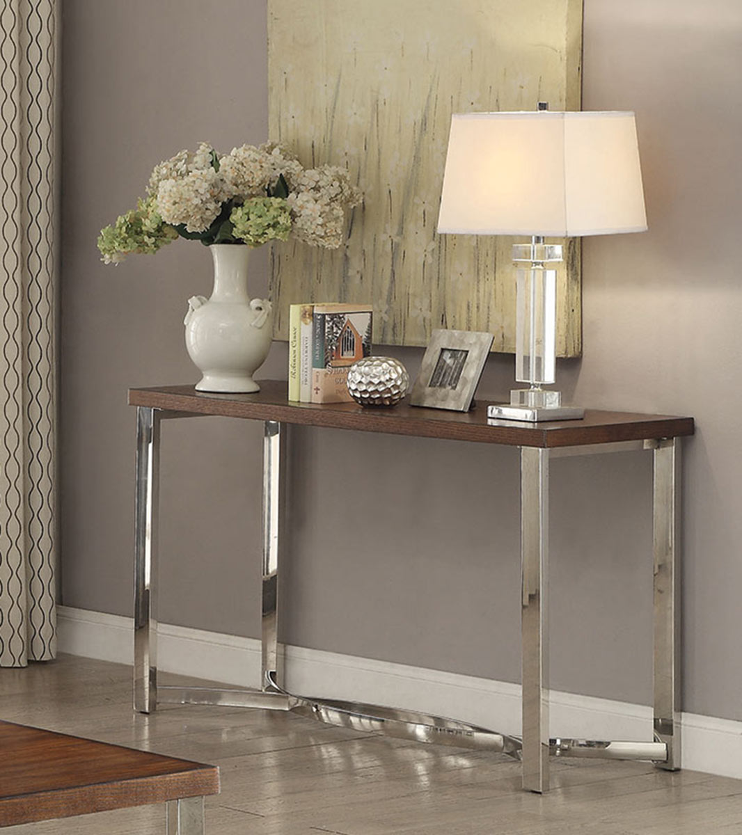 Chrome Sofa Table Coaster Custer Chrome Sofa Table With. American Girl Doll Desk. Clock End Table. Poker Table Cover. Travel Desk Executive. Pottery Barn Kids Desk. Atomic Foosball Table. Oak Rolltop Desk. Table With Outlets