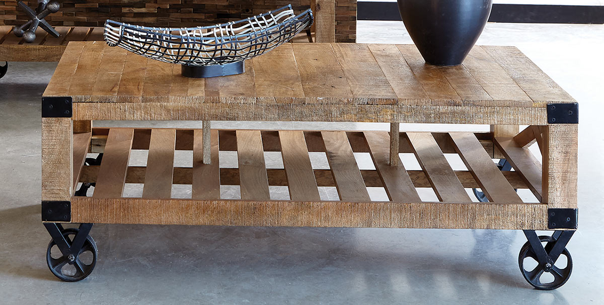 Coaster Wylder Coffee Table - Linen