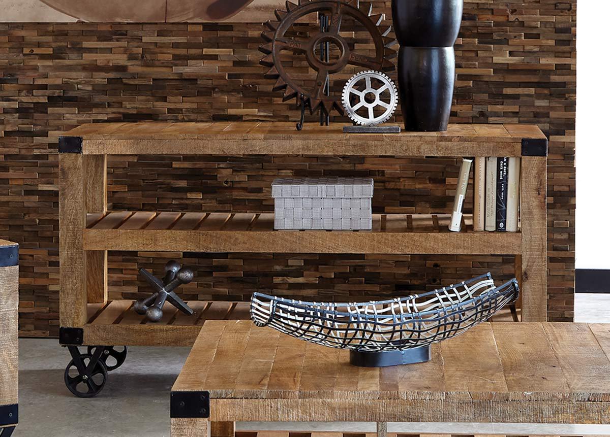Coaster Wylder Sofa Table - Linen