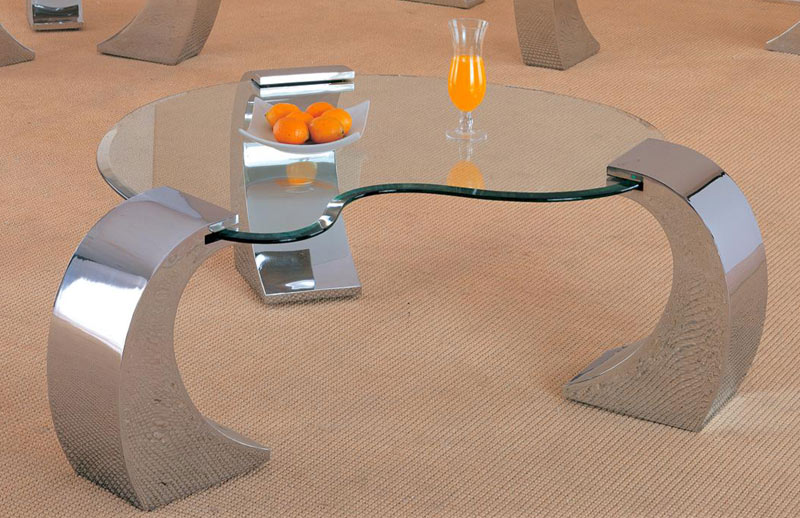 Coaster Custer Coffee Table