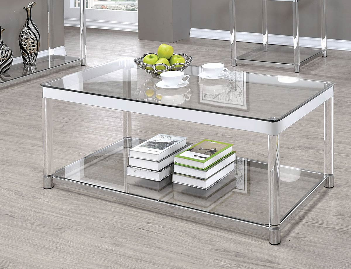 clear sofa table sofa amazing acrylic table design console ikea thesofa. Black Bedroom Furniture Sets. Home Design Ideas