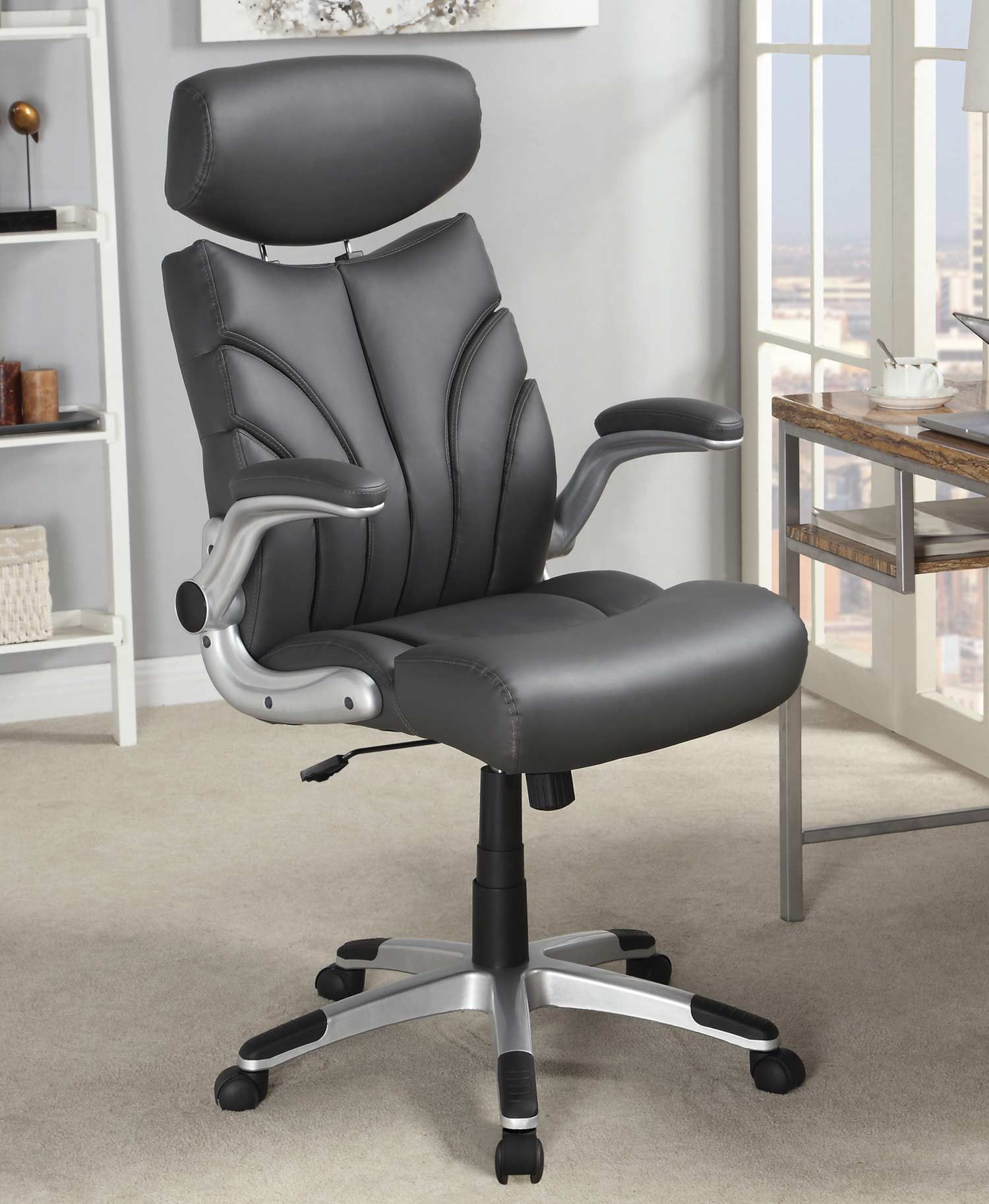 Coaster 800164 Office Chair - Grey